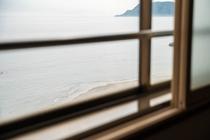 中央館海側和室からの海景色