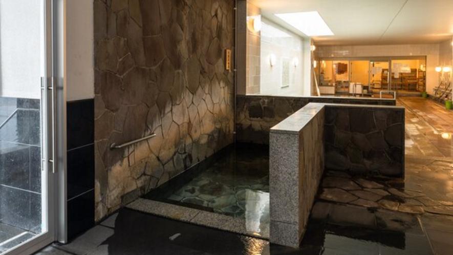 大浴場(銀河)水風呂