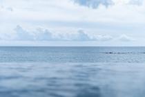 海に浮かんでいるような入浴体験