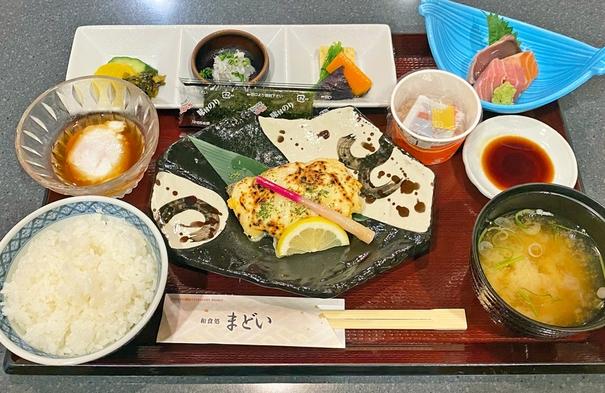 【朝食付き】しっかり朝ごはん - 和定食スタイルの朝食をどうぞ ♪