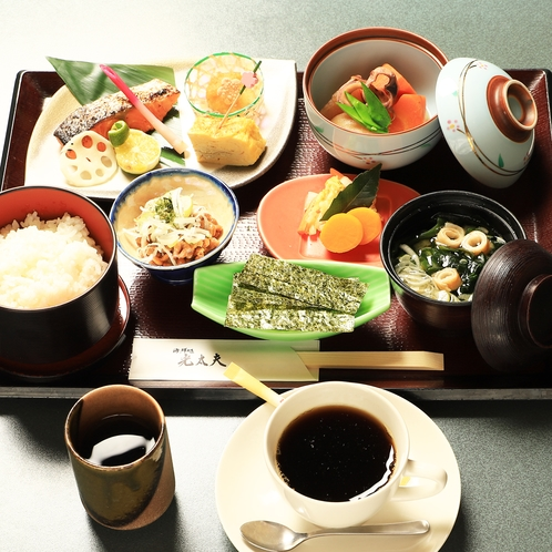 朝食【 和 食 】