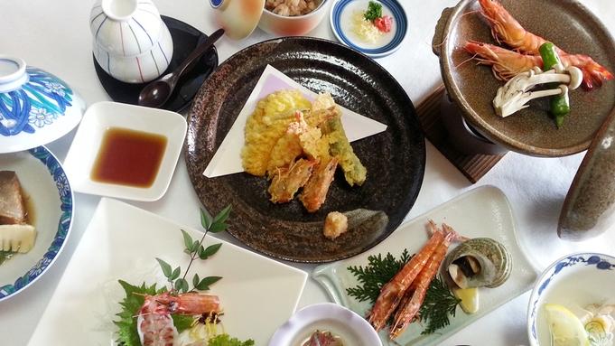 ◆車エビづくしコース◆新鮮ぷりっぷり!国東へ来たなら是非食べて♪(個室食)
