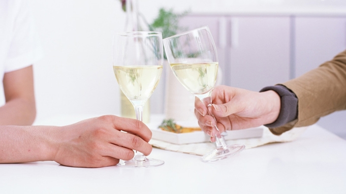 【カップルプラン】個室食で幸せなひとときをお過ごしください★特典★グラスワイン1杯サービス!