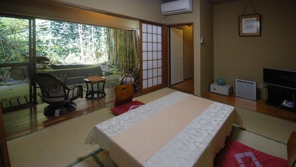 6畳和室 露天風呂付客室