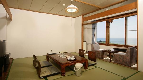 海側☆和室10畳(2食付)
