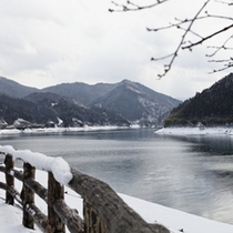 音水湖<冬>