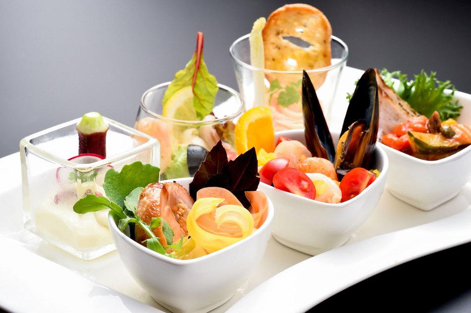 【朝食/昼食/夕食】/ブッフェレストラン『QWACHI』