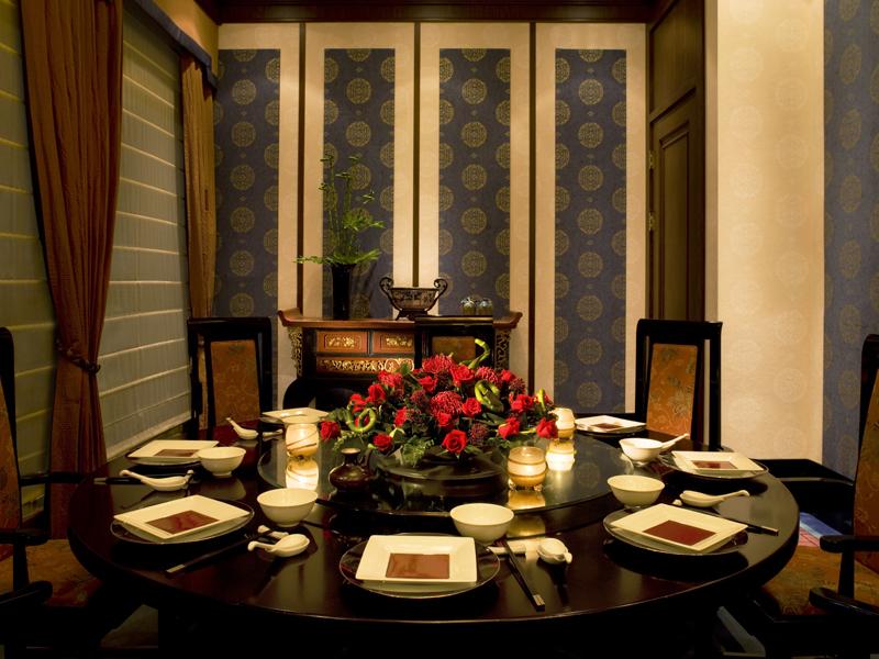 【夕食】/中国料理・琉球料理『琉華邦』