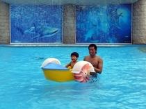 プールレンタル(プールボート)