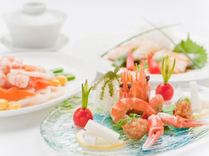 【夕食】/中国料理・琉球中華『琉華邦』