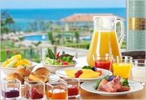 【朝食】/和洋中ブッフェ
