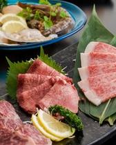 【夕食】/沖縄焼肉『琉仙』