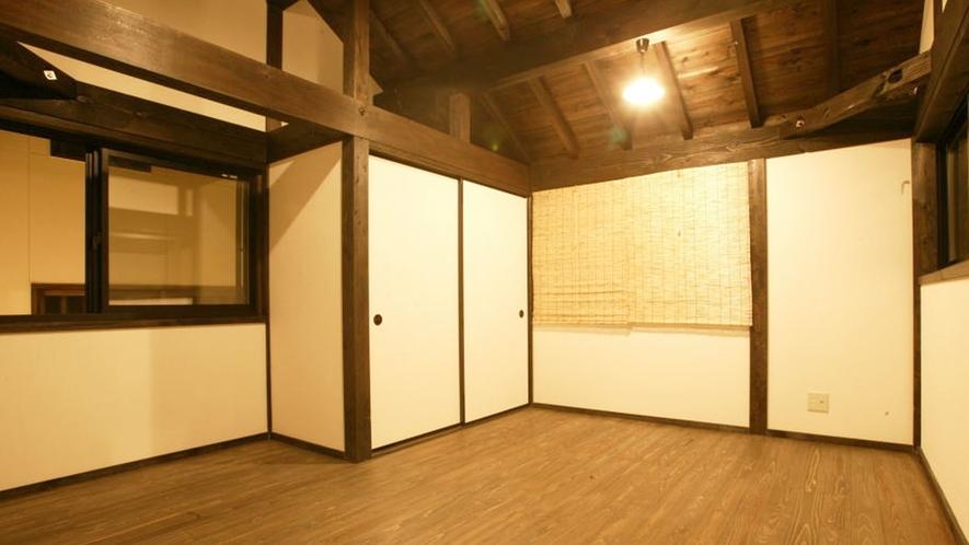 *【客室一例】古民家の洋室