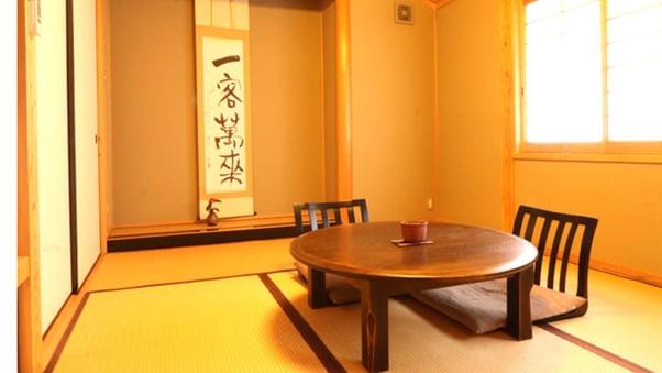【和室6畳】朝日が気持ち良い東向きのお部屋