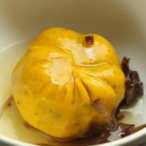 【煮物】南瓜饅頭