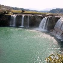 原尻の滝【車で約30分】