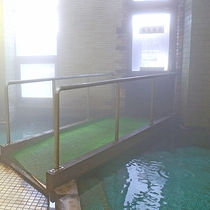 【大浴場】露天風呂にはこちらからお入り下さい