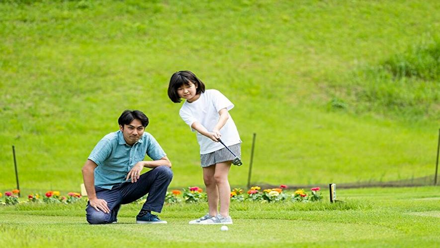 【パターゴルフ】