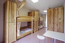 6人部屋 6beds room