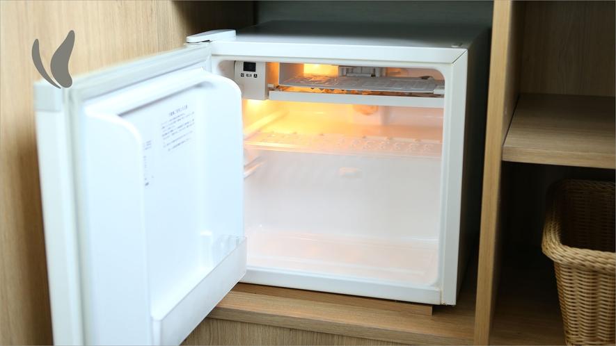 【常備品】客室内冷蔵庫