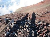 ≪富士登山≫