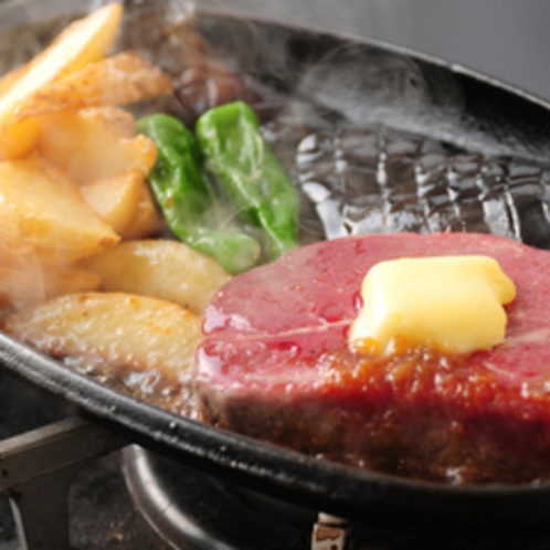 和牛ステーキ プラン用