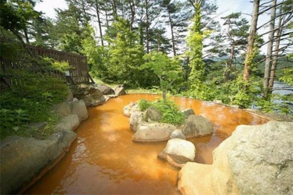 ゆったり露天風呂(周辺施設)温泉満喫プラン!!【ふくしまプライド。】