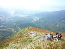 紅葉の磐梯山②