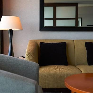 最上階18階!ジュニアスイート(洋室)朝食付きプラン(878)