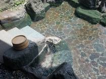 女性用大浴場(露天風呂)