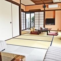 内風呂付客室 桜の間 1