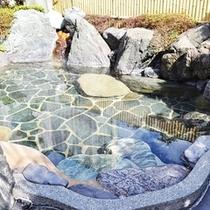 露天風呂 3