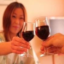 カップルプラン グラスワイン
