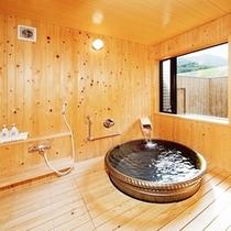内風呂付客室 桜の間 3