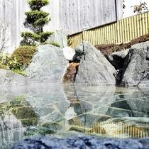 露天風呂 1