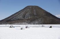 【榛名湖のワカサギ釣り】「ググっとぐんま写真館」から転載(http://gunma-dc.net)