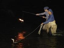 笛吹川石和鵜飼(写真はイメージです)
