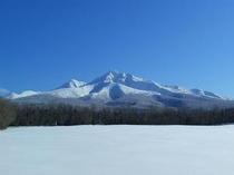 百名山「斜里岳」の最奥地に佇む隠れ宿