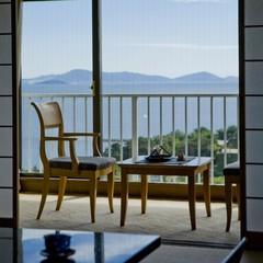 【日帰6時間滞在OK】海側客室確約!お部屋食+入浴+部屋利用が付いてこの価格♪10:00〜16:00