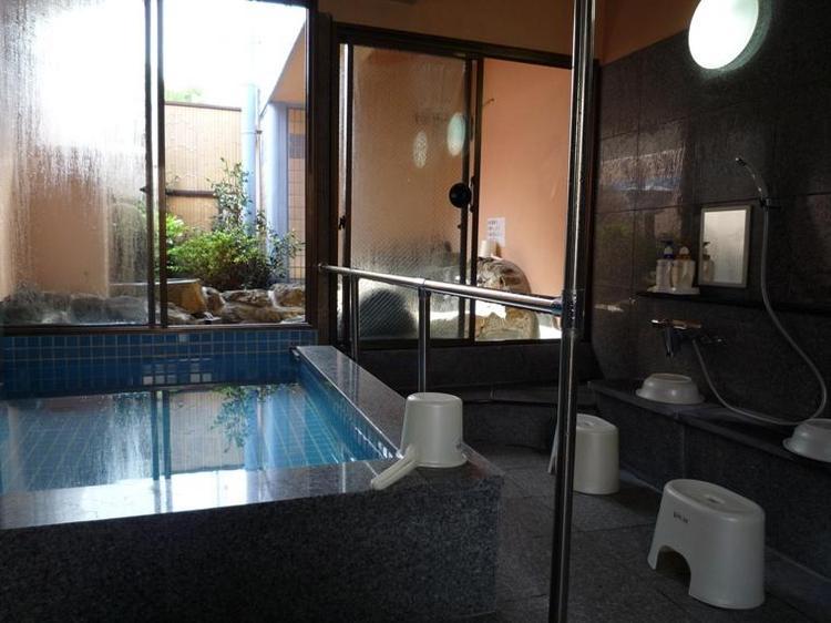 ホテル浴場