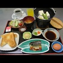 ◆【朝食】和定食(※パンとサラダ)