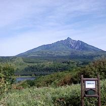 *沼浦展望台からの景色/利尻島の中でも有数の展望地。絶景ビューポイントです!