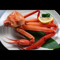 酢の物 朝とれ 紅ズワイ蟹(10月~6月)