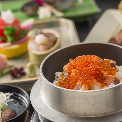 ★創作コース料理★選べるステーキ・ヤマメの炭火焼・地野菜プレートが大好評