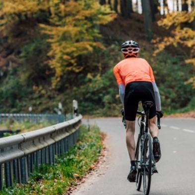 【サイクリング・サイクリスト】逆さ富士で有名な本栖湖まで約20km!自然を感じて下部温泉も愉しむ♪