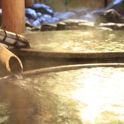 ほたるの湯「陶器風呂」かけ流し
