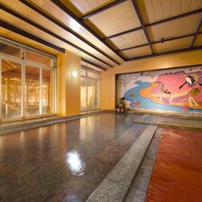 ほたるの湯「大浴場・内風呂」
