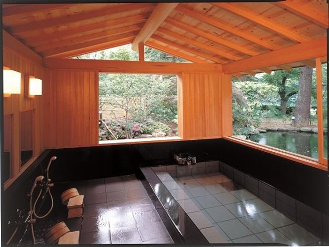 歌舞伎の間の専用風呂