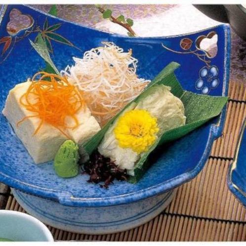 【別注料理】身延の湯葉