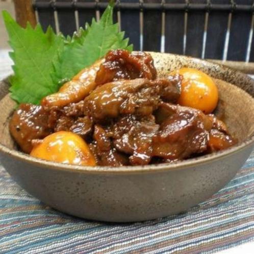 【別注料理】甲州名物・鳥もつ煮